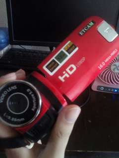 Digital Video Camera HD