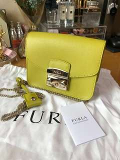 Furla Metropolis Mini Bag (100%real, 98%new)