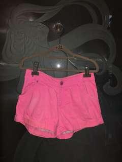 Pink Short-pants