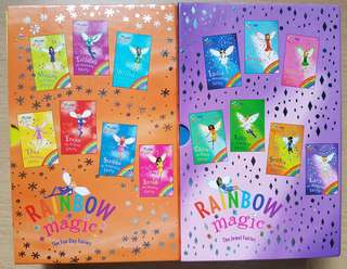 Rainbow Magic Books (box of 7 books)