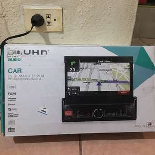 Bauhn car entertainment system with reversing camera