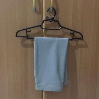 Forever 21 Gray Corpo Skirt