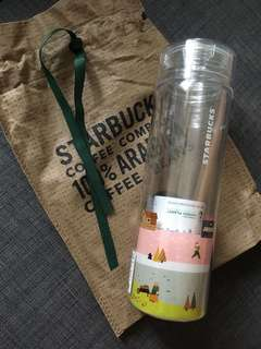2017 Starbucks Korea Coffee Village Tumbler