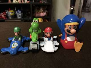 Mario Brother's Collection