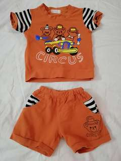 Bundle Baby Boy set (4)