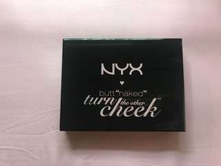 Preloved Nude Makeup Pallete NYX