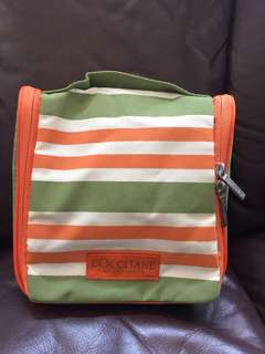 L'occitane化妝袋/travel bag/出差包/旅行袋/收納袋