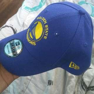 Gsw new era cap