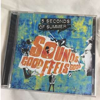Sounds Good Feels Good - Target Edition (Luke Version)
