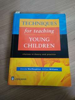 Techniques for Teaching Young Children
