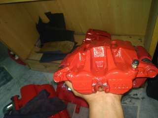 TWIN POT CALIPER BRAKE