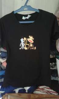 Paul Frank black Shirt