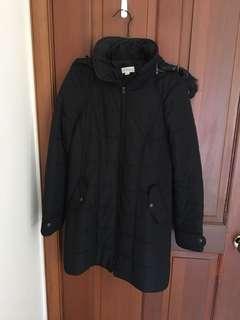 Witchery Puffer Jacket, Size S