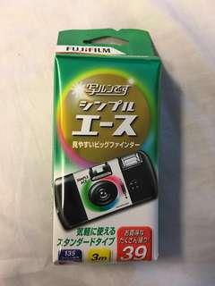 Fujifilm Simple Ace 400 Disposable Camera (39 shots)