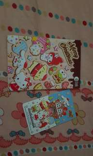 Sanrio ezlink card