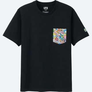 (現貨UNIQLO  x Doraemon 村上隆哆啦A夢叮噹限量版T恤短袖上衣