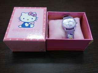 Hello Kitty 手錶