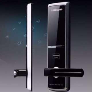 With Installation Wooden Door  Samsung SHS-H620