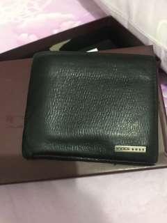 Hugo boss dompet ORIGINAL Turun harga(dari 600.000)