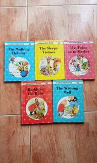 Pre loved children's story book (Set of 5)