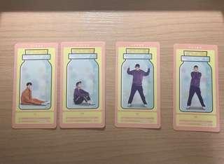 BTS 韓場4期小卡