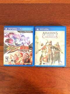 Ps Vita Games ( original)