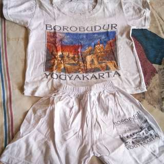 Kaos Borobudur