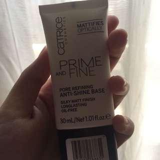 [catrice] prime & fine