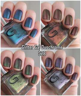 BN. Duochrome polish set