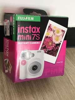 🚚 ***只有一台*** 全新mini7拍立得相機