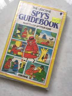 Spy's guidebook