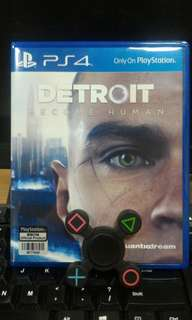 [PS 4] Detroit Become Human
