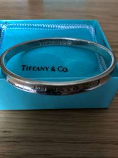 Tiffany & Co pure 925 Silver bracelet