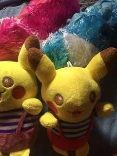 4pcs stuff toys
