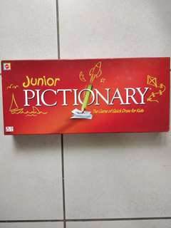 Junior Pictionary Kit