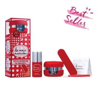 加拿大代購Le Mini Macaron DIY LED gel Manicure kit