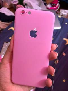 Pink Case for Iphone 6/6s