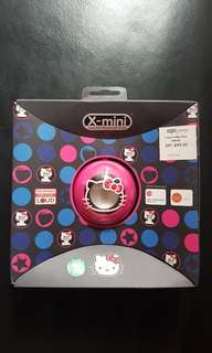 X-mini Hello Kitty speaker