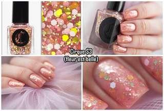 BN. Cirque nail polish $3