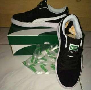 Authentic Puma Suede Shoes