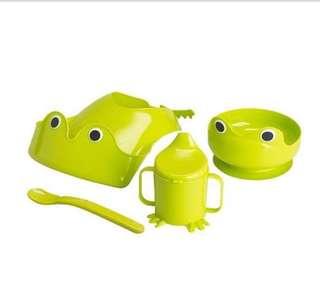 Ikea Mata 4pc Dinnerware Set