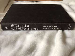 Metallica: This Monster Lives by Joe Berlinger