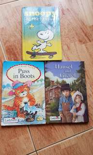 Preloved Children's Ladybird story books