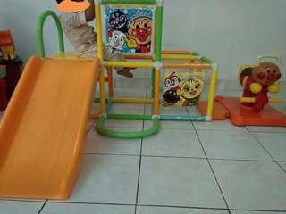 Anpanman Slide and Bouncy