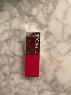 Clinique mini lipstick