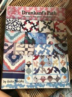 Patchwork & quilting books