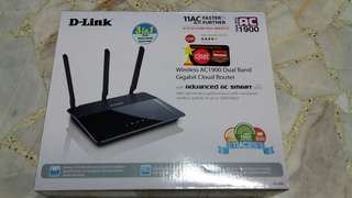 D Link Router ac1900