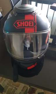 Shoei helmet GT air