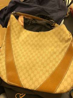 Gucci Bag, big size, practical