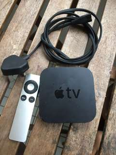 Apple TV 2nd Gen